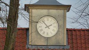 Klok in veenhuizen Coevorden Groningen
