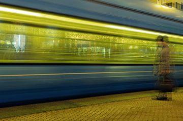 Tram Zagreb - Kroatie van Marcel Kerdijk