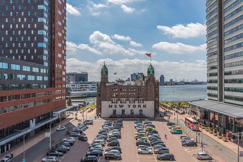 Het Hotel New York in Rotterdam tijdens de Dag van de Architectuur van MS Fotografie