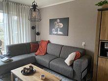 Kundenfoto: Löwenzahn-Samen-Hülsen, Lydia Jacobs von 1x, auf leinwand