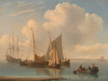 Niederländische Segelboote, William Anderson