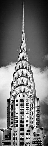 New York - Chrysler Building van