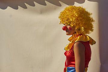 Clown van Wijnand Kroes