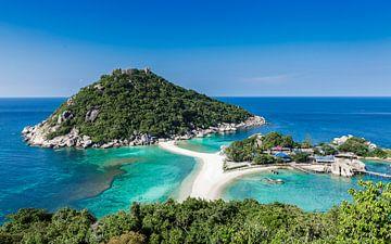 Koh Tao-Insel Thailand von Remy de Klein