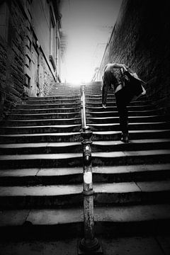 Edinburgh Noir - 2 van Dorit Fuhg