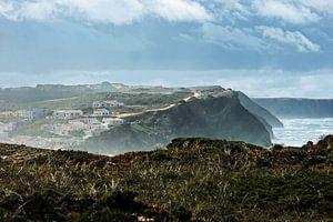 PORTUGAL ... Praia do Monte Clerigo van