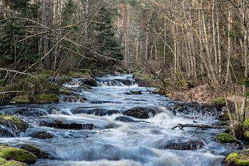 Zweden landschap 102 van Geertjan Plooijer