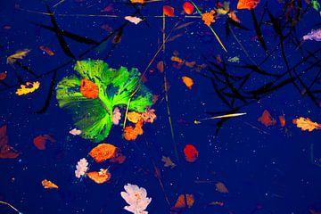 Overdreven kleur van Georges Hoeberechts