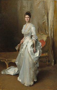 Mme Henry White, John Singer Sargent - 1883 sur