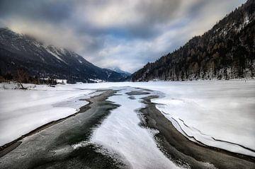 Hintersteiner See Oostenrijk  van Mario Calma