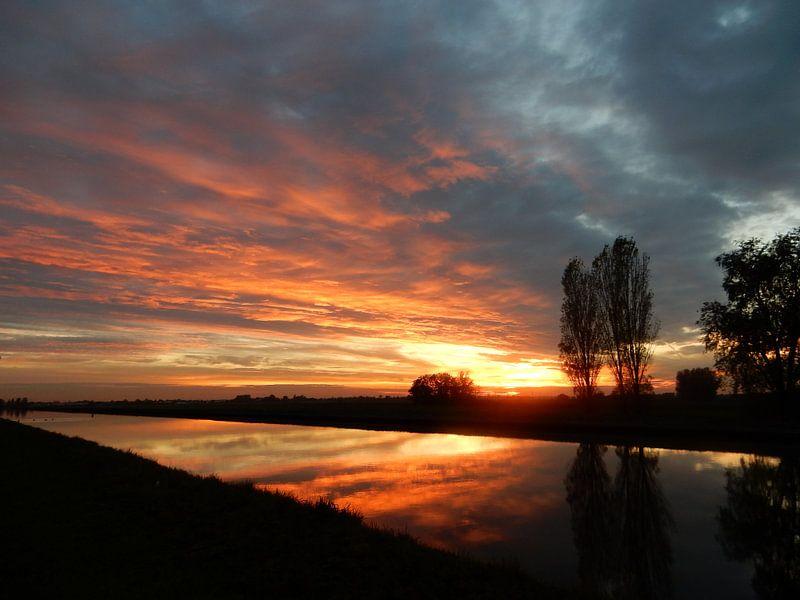 sunset sur bert jorritsma