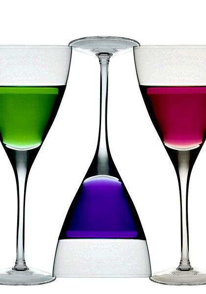 kleurrijke bril van Marion Tenbergen