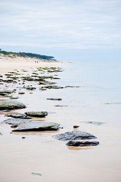 Strand en zee von Tess Smethurst-Oostvogel