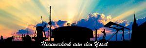 Skyline van Nieuwerkerk aan den IJssel van