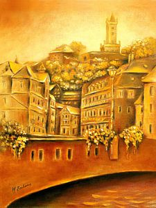 Dillenburg historische Altstadt
