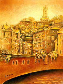 Oranienstadt Dillenburg von Marita Zacharias