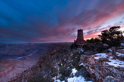 Grand Canyon Desert View Watchtower van