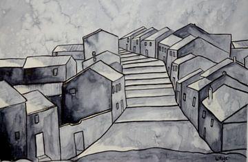 dorp van Wilma Hage