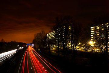 Driving home von Ilja Kalle
