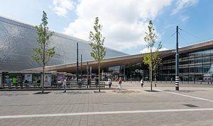 Centraal Station Rotterdam van