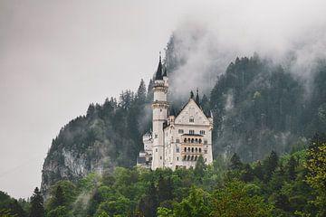 Schloss Neuschwanstein in Schwangau Bayern