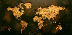 Dark Dirty Map