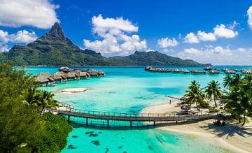 Bora Bora Lagoon van