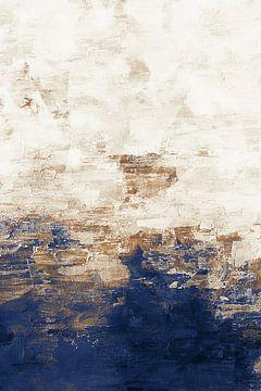 Abstrakte Malerei 01 von Adriano Oliveira