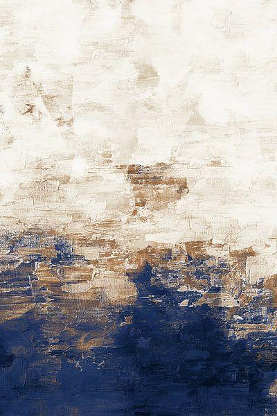 Abstracte Schilderkunst 01 van Adriano Oliveira