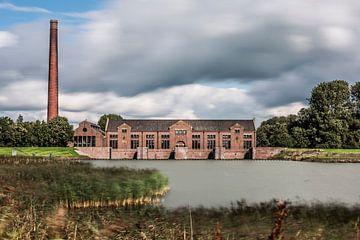 Woudagemaal, Lemmer. Werelderfgoed UNESCO. van