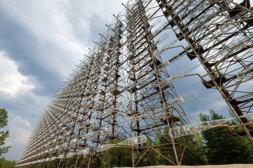 Radarstation Duga in Tschernobyl von UPHA F