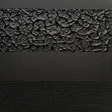 Schwarz Textur von MDRN HOME