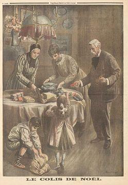 Kerstcadeaus ptitjournal 1916 van Atelier Liesjes