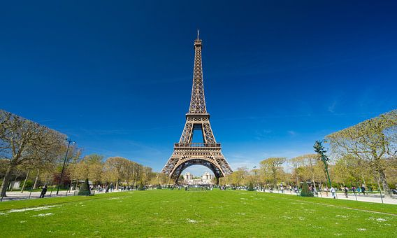 Paris Eiffelturm