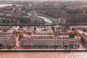 Rotterdam Het Noordereiland - 2 van Nuance Beeld