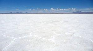 'Eindeloos zout', Bolivia