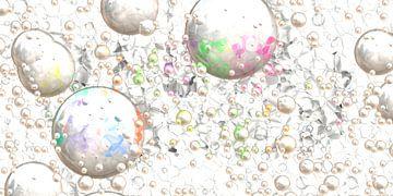 Bath Pearls van Olis-Art
