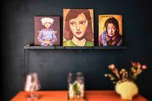Klantfoto: SimplyBeauty van Lucienne van Leijen, op hout
