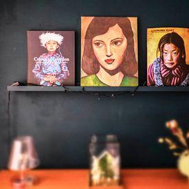 Photo de nos clients: SimplyBeauty  /  SimplementBeauté sur Lucienne van Leijen, sur bois