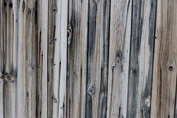 houten deur van Marieke Funke