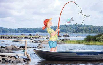 Fischer von Marie-Louise Hooymans