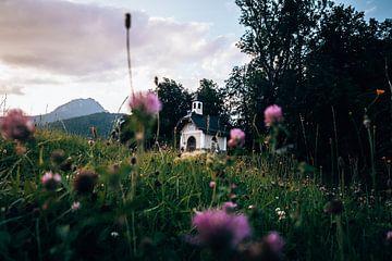 Kapelle Lockstein, Bayern, Deutschland von Marion Stoffels