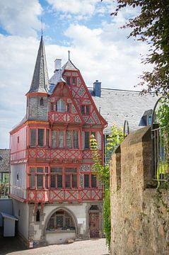 Grimm-huis Marburg van Jürgen Schmittdiel Photography