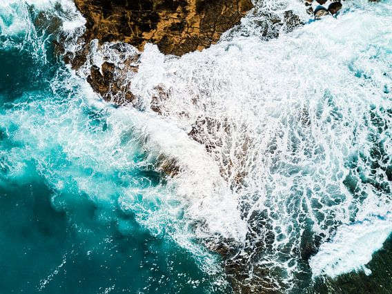 The deep blue sea van Droning Dutchman