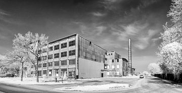 Verlaten fabriek von Alex Dallinga