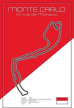Racetrack Monte Carlo von Theodor Decker