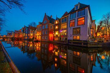Alte Stadt alkmaar von peterheinspictures
