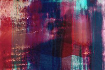 Paarsblauw van Hermann Greiling