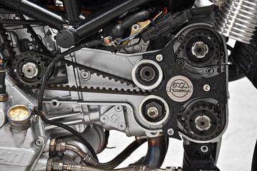 Ducati techniek van Jan Radstake