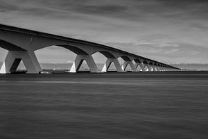 Seelandbrücke von